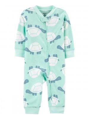 Carter's Cipzáros Teknősbékás pizsama