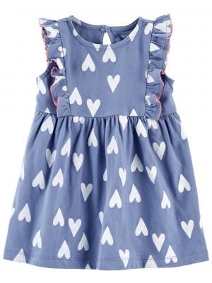 Carter's Szívmintás ruha