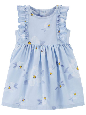 Carter's Virágos ruha -alsónemúvel