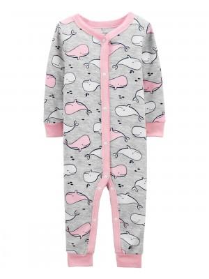 Carter's Bálnamintás pantentos baba pizsama