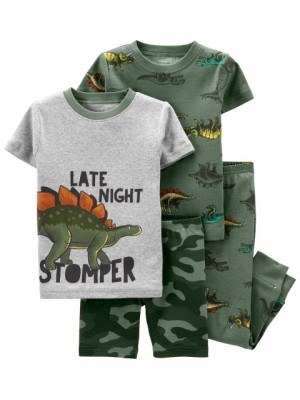Carter's 2 darabos pizsama dinoszauruszos