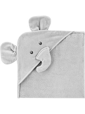 Carter's törölköző elefántos