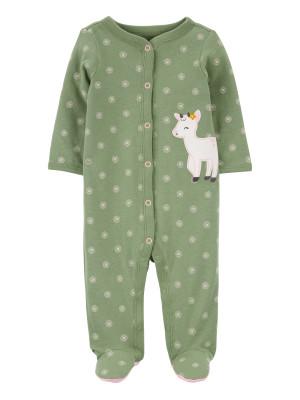 Carter's patentos pizsama kecske