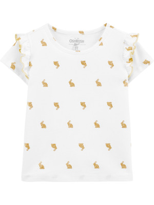 Oshkosh Nyuszi mintás póló