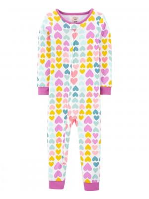Carter's Szívecskés mintás pizsama