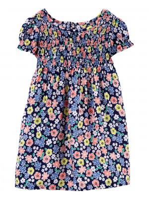 Carter's Virágmintás viszkóz ruha