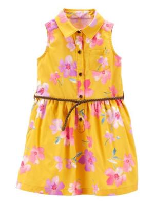 Carter's ruhácska virágos