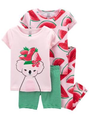 Carter's 2 darabos pizsama szett görögdinnye