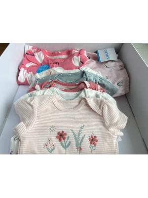 Carter's ajándékcsomag kislányoknak - 0 hónapos