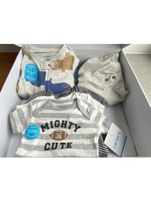 Carter's ajándék szett kisfiúknak - 3 hónaposnak