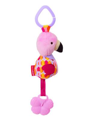 Skip Hop rágóka - Flamingó - Bandana Buddies