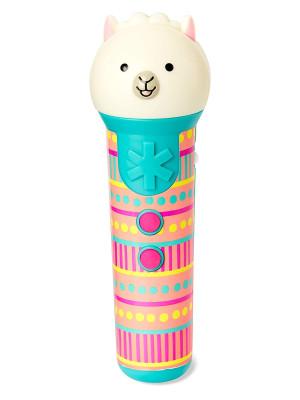 Skip Hop Zoo mikrofon - Láma