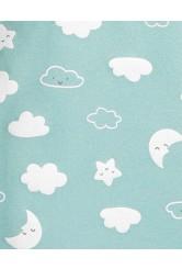 Carter's 5 darabos Felhő mintás body csomag -színes