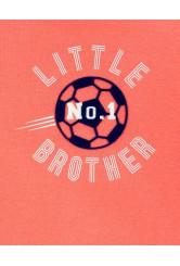 Carter's 2 darabos kistestvér mintás body és nadrág szett