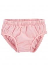 OshKosh Rózsaszín ruha-zsebekkel
