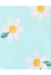 Carter's Százszorszép pizsama cipzárral