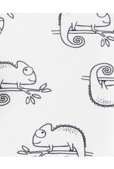 Carter's 3 darabos Kameleon mintás body, trikó és rövid nadrág szett