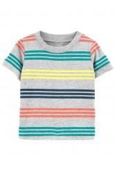 Carter's 2 darabos csíkós trikó és overál