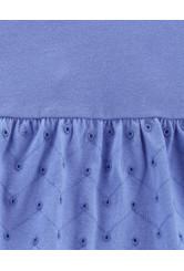 Carter's 2 darabos trikó és rövid nadrág szett virágos