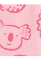 Carter's 2 darabos maci mintás pizsama szett