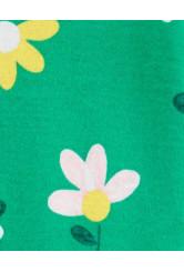 Carter's 2 darabos virágos pizsama szett