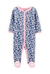 Carter's patentos virágos pizsama