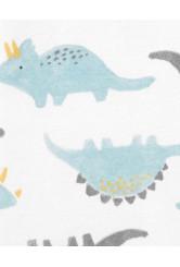 Carter's 3 darabos felső body és nadrág szett dinós