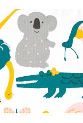 Carter's cipzáros pizsama koala
