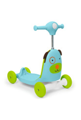 SKIP HOP 3 az 1-ben tricikli -Ride on - Kutya