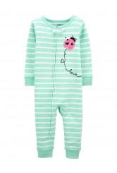 Carter's Zöld szinű katibogár pizsama