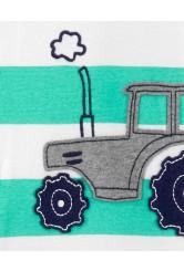 Carter's Zöld pizsama