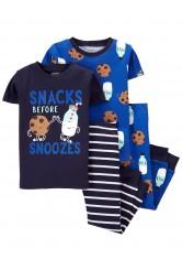 Carter's 2 darabos Sütemény mintás pizsama szett