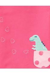 Carter's 2 darabos Dinoszaurusz mintás pizsama szett