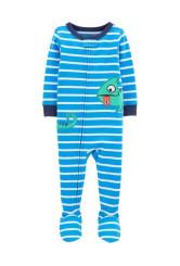 Carter's Kameleon pizsama cipzárral