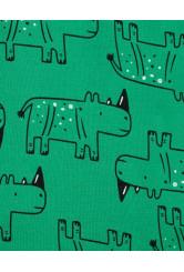 Carter's 2 darabos szafari mintás pizsama szett
