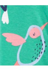 Carter's Kolibri mintás patentos pizsama