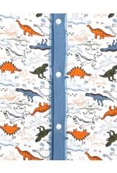 Carter's Dinoszauruszos mintájú pantentos pizsama