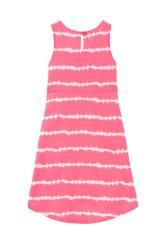 Carter's rózsaszín csikós ruha