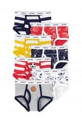 Carter's 7 darabos sportmintás kisfiú alsónemű szett