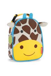 Skip Hop Zoo ebédnek való táska – Zsiráf