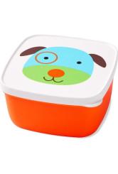 Skip Hop Zoo 3 dobozos készlet ebédre - Kutya
