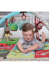 Skip Hop interaktív játszószönyeg – Zoo ábécé