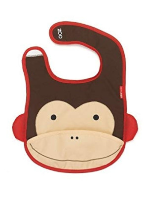Skip Hop Zoo előke - Majom